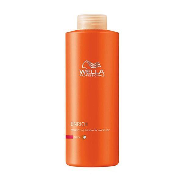 Wella Enrich Shampoo Coarse hair 1000ml