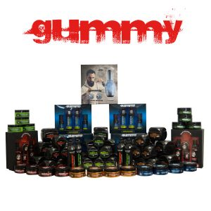 Gummy Products Barber Set with free dryer save