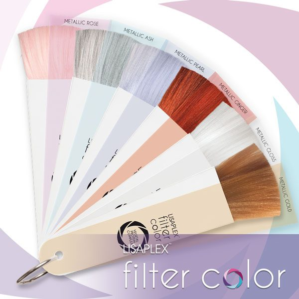 Lisaplex Filter Color chart
