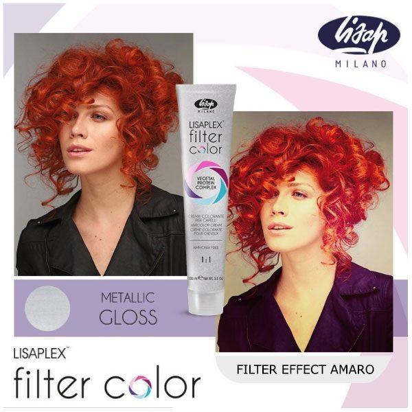 Lisaplex Filter Color Metallic Gloss