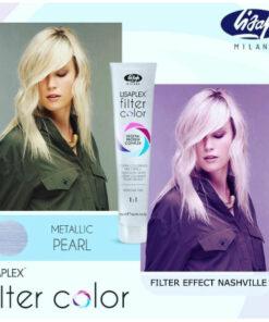Lisaplex Filter Color Metallic Pearl