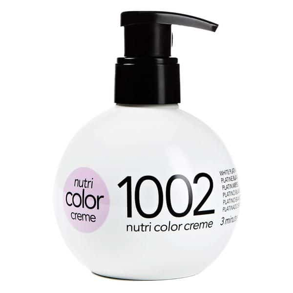 Revlon Nutri Color Creme 1002 White Platinium 250
