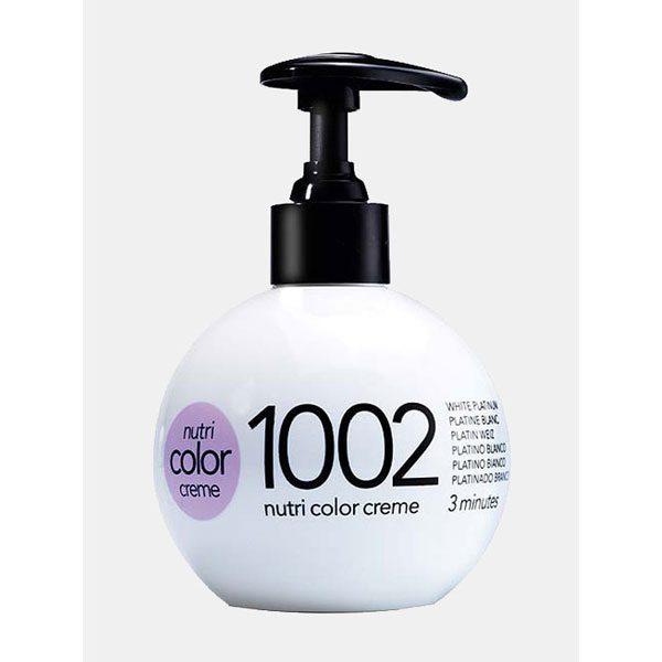 Revlon Nutri Color Creme 1002 White Platinium 250ml