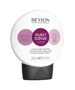 Revlon Nutri Color Creme 200 Violet 240ml