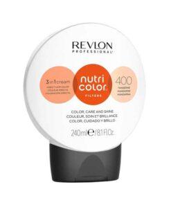 Revlon Nutri Color Creme 400 Tangerine 240ml