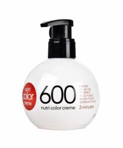 Revlon Nutri Color Creme 600 Fire Red 250ml