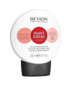 Revlon Nutri Color Creme 600 Red 240ml