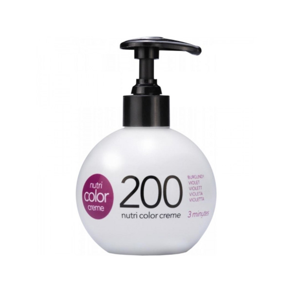Revlon Nutri Color Creme 200 Violet 250ml The Hair And