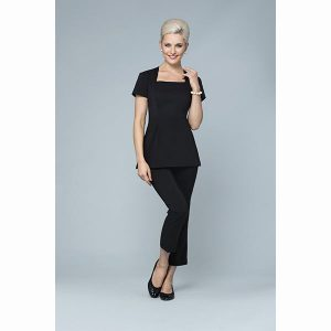 Buttercups Demure Tunic Black