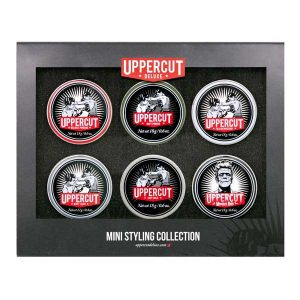 Uppercut Deluxe Mini Styling Collection 6pk