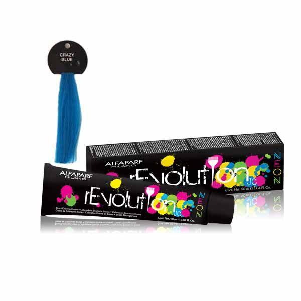 Alfaparf rEvolution Neon Crazy Blue