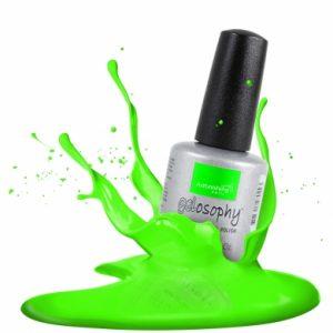 AN Splash 065 Radiant Green flat