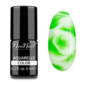 Aquarelle Effect Collection Green