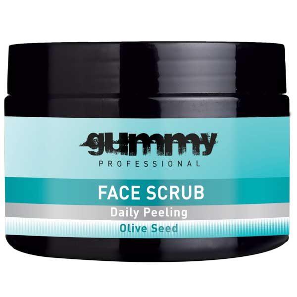 Gummy Face Scrub