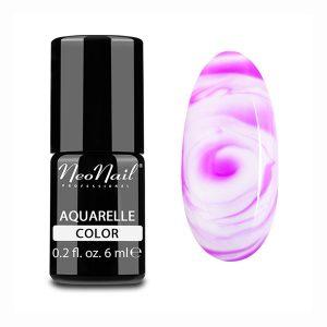 Aquarelle Effect Collection Lavender