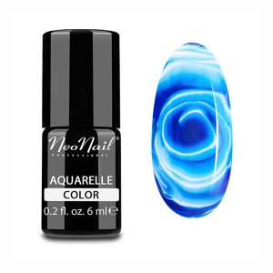 Aquarelle Effect Collection Navy