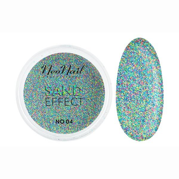 neonail sand effect powder 04