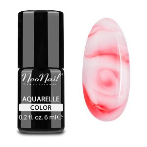 Neonail Aquarelle Effect Collection Red