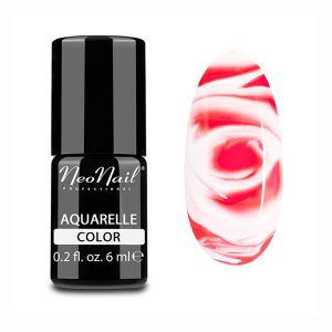 Neonail Aquarelle Effect Collection Ruby