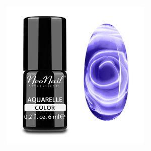 Neonail Aquarelle Effect Collection Violet