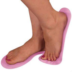Econo Sticky Feet Pink