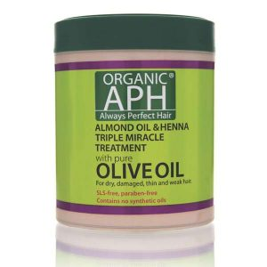 APH Almond Oil and  Henna Mask 500ml