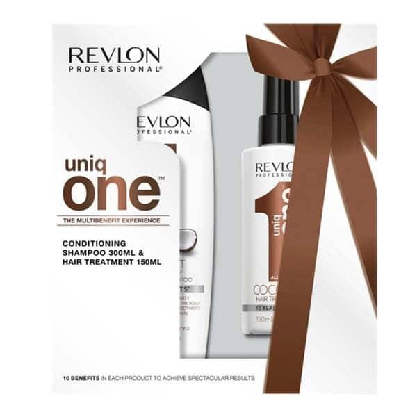 Revlon Uniq One Coconut Set 2018