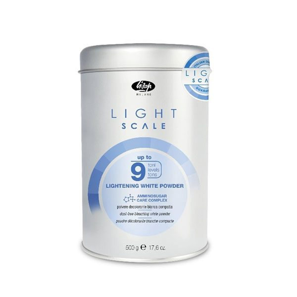 Lisap Light Scale Bleach 500g