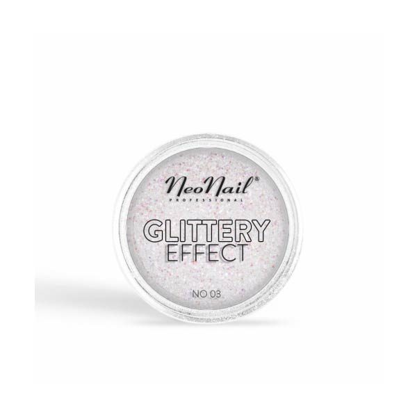 NeoNail Glittery Effect Powder 03