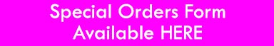 Special Orders Form