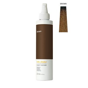 milk shake direct colour brown