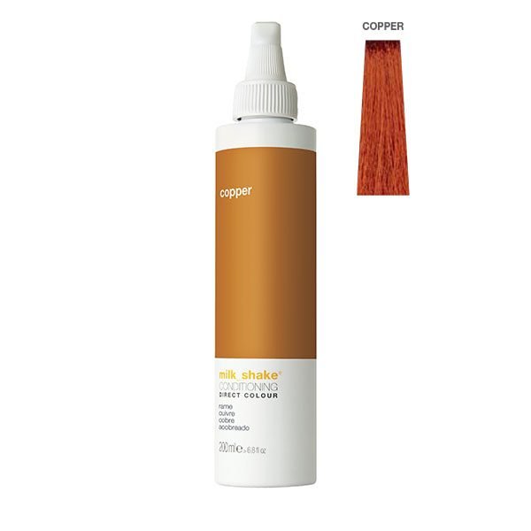 milk shake direct colour copper