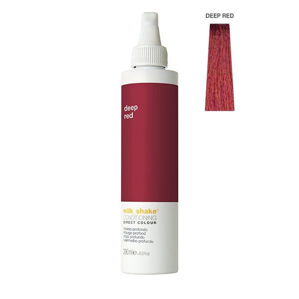 milk shake direct colour deep red