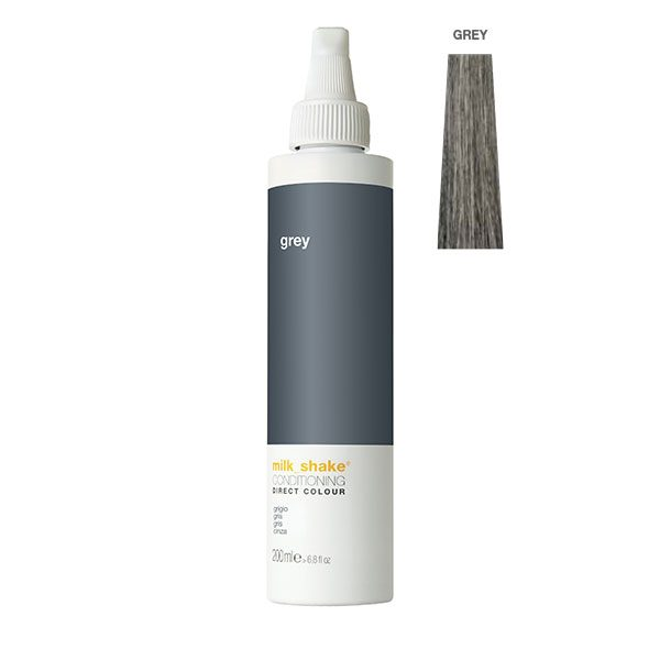 milk shake direct colour grey