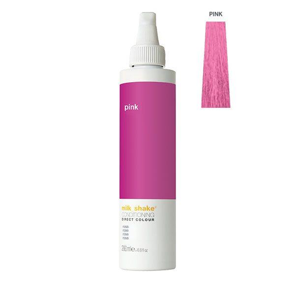 milk shake direct colour pink