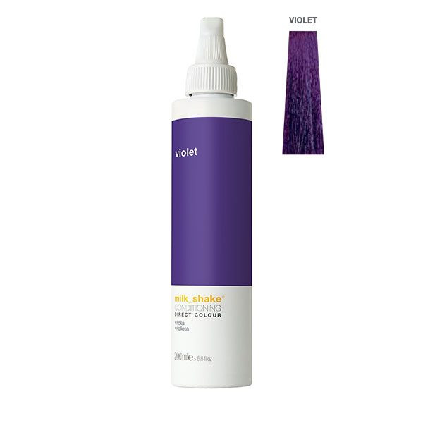 milk shake direct colour violet