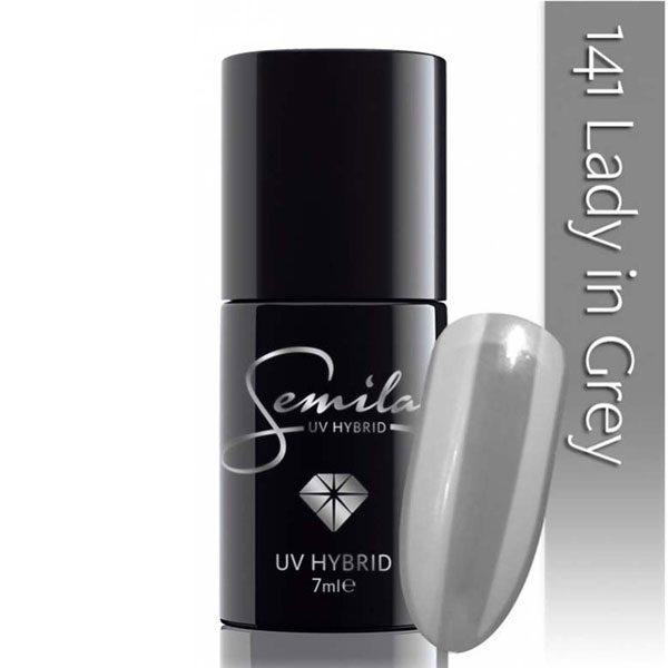 Semilac Lady In Grey 141