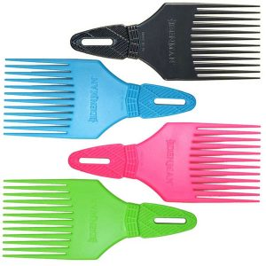 denman d17 curl tamer comb