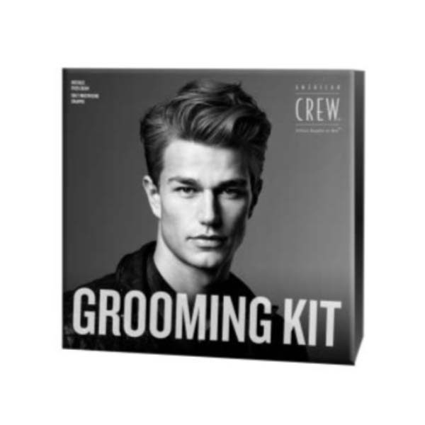 American Crew Grooming Kit box