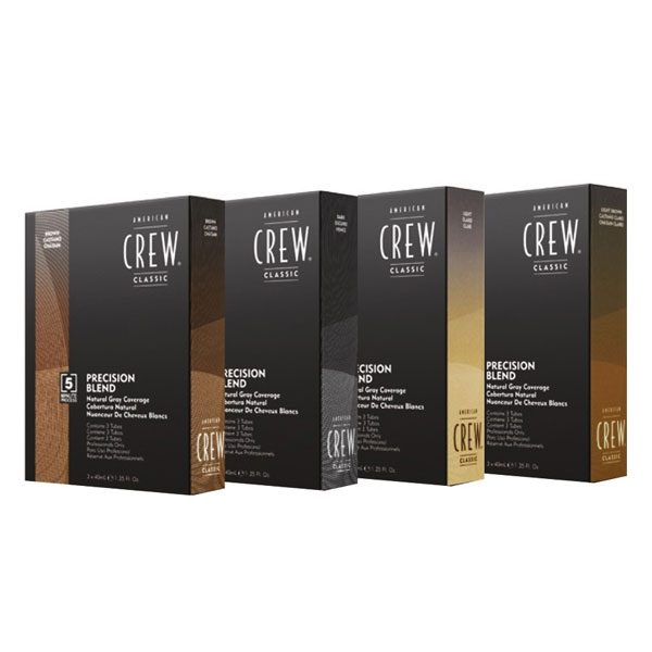American Crew Precision Blend Grey Coverage