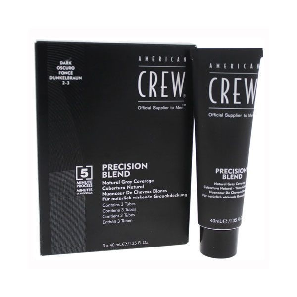 American Crew Precision Blend Grey Coverage Dark