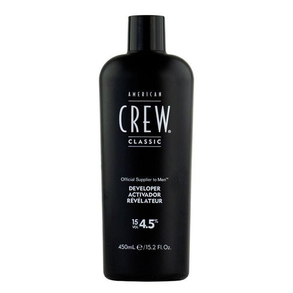 American Crew Precision Blend Grey Coverage Developer