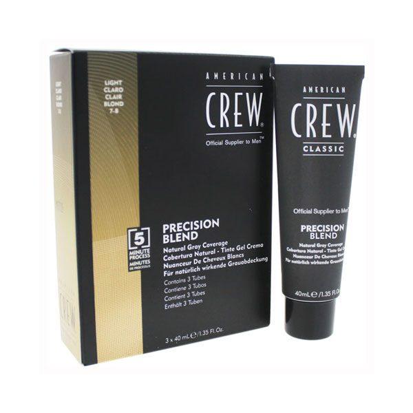 American Crew Precision Blend Grey Coverage Light