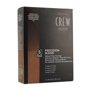 American Crew Precision Blend Grey Coverage Medium Ash