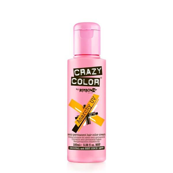 Crazy Color Anarchy UV Semi Permanent Dye