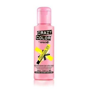 Crazy Color Caution UV Semi Permanent Dye