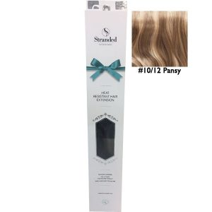Stranded Hair Extensions 18 inch One Piece Curly 10 12