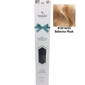 Stranded Hair Extensions 18 inch One Piece Curly 10 16 22