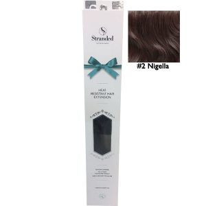 Stranded Hair Extensions 18 inch One Piece Curly 2