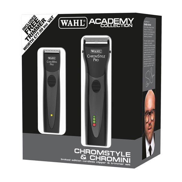 Wahl Academy Chromstyle & Chromini Limited Edition Kit